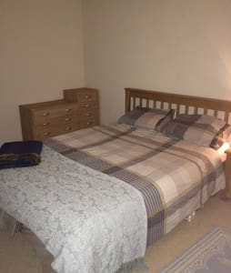 King Size bed with breakfast inc - Llanfairpwllgwyngyll - Dom