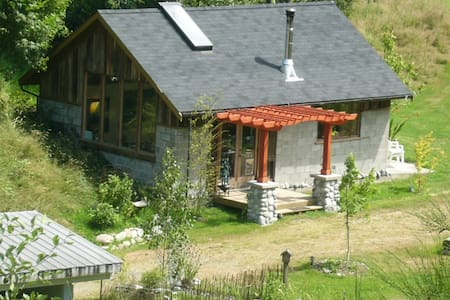 Pet & Pedal Friendly on 7.4 acres! - Greenbank - Hytte