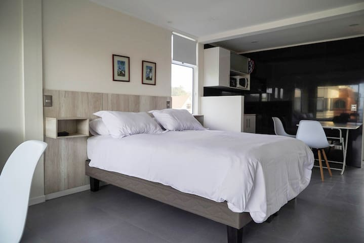 Suite 21 - Küref Studio Suites en Algarrobo