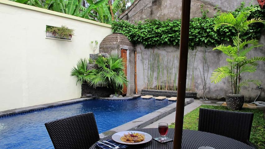 LOVINA-Beauty 2 bd  Villa with Pool - Buleleng - Haus