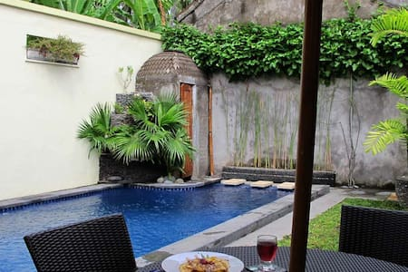 LOVINA-Beauty 2 bd  Villa with Pool - Buleleng - House