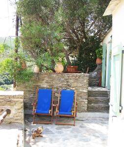 Maison charmante avec terrasses - Tomino - Huis