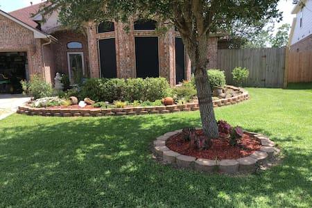 Restful, quiet stay in Santa Fe Texas. - Santa Fe