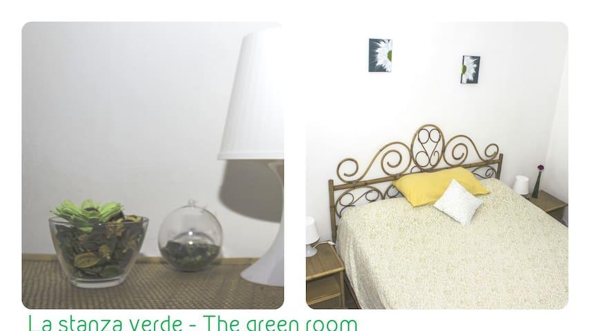 La Stanza Verde (Zen House) - Vulcano, Isole Eolie - Province of Messina - House