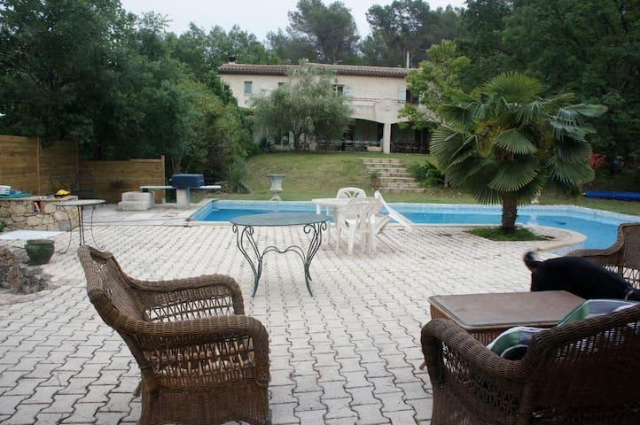 Location au calme - Saint-Paul-en-Forêt - Apartment