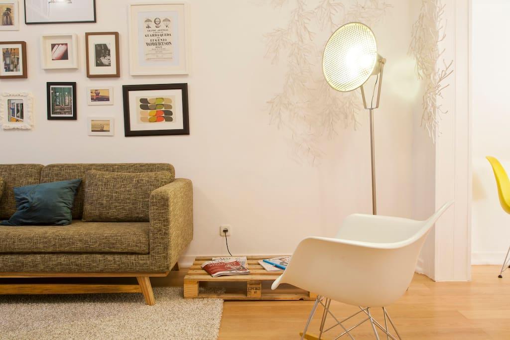 Chiado´s Poetry- Design Apartment