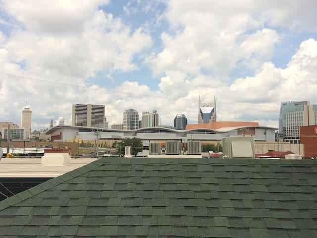 New Hidden Gem btwn The Gulch & Downtown - Nashville - Apartament