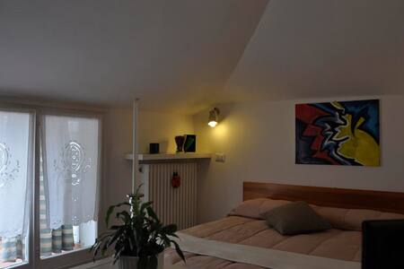 Padova attic with terrace  - Apartment