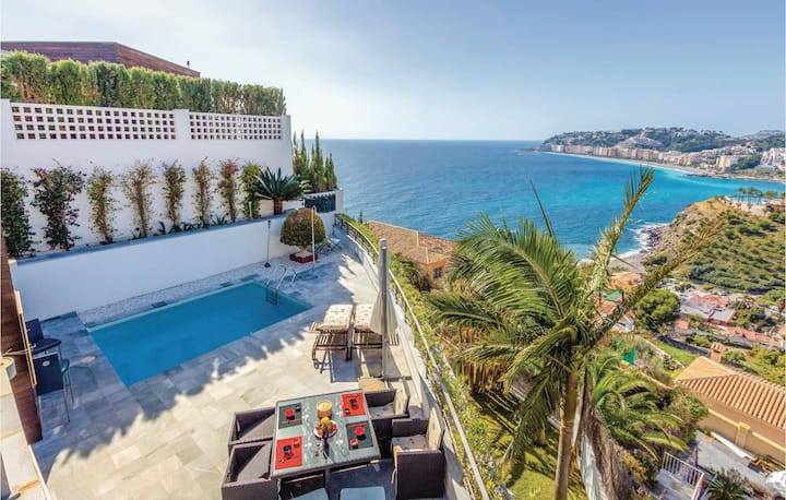 Holiday cottage with 3 bedrooms on 95m² in Almuñecar