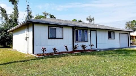 San Carlos Paradise! (3/2 House) Plage à proximité!