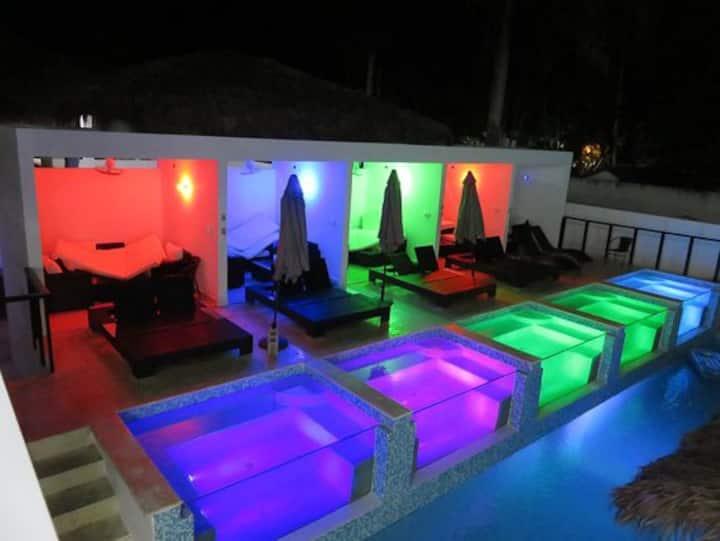 Cabarete Affordable Luxury Unit Near The Beach