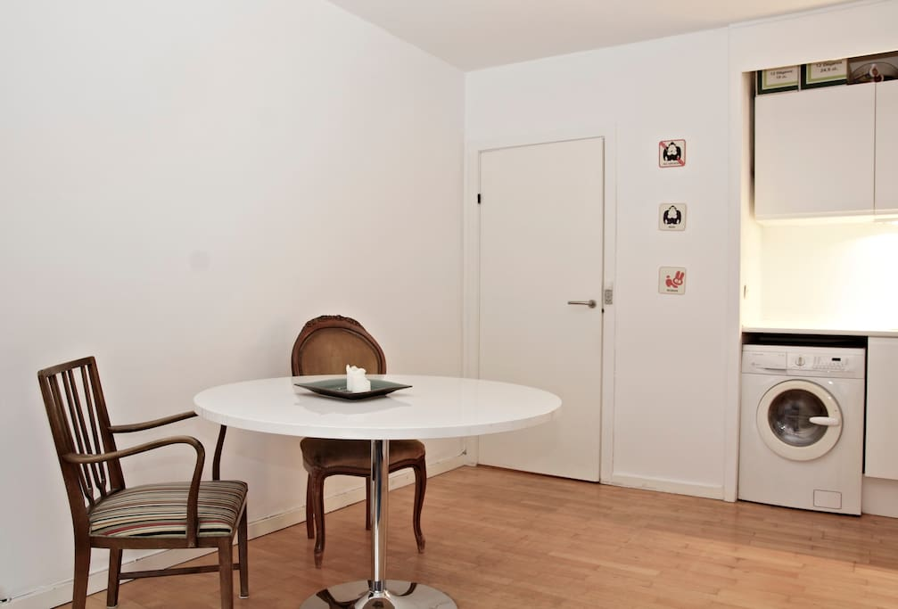 Lovely Apt in Excellent Location