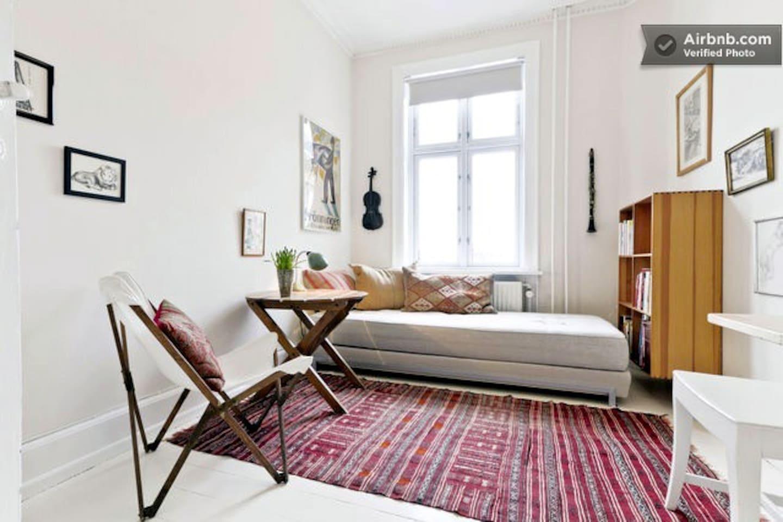 G2 nørrebro blågårdsgade balcony   apartments for rent in ...