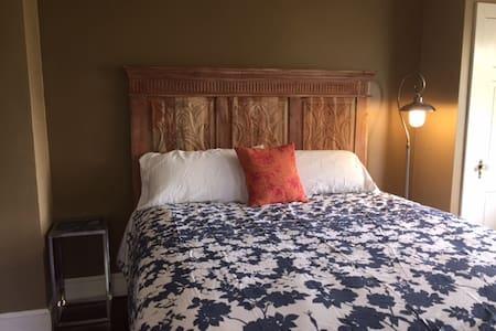 Ginger Hill's Mount Hope Suite - Bluemont - Szállás a természetben