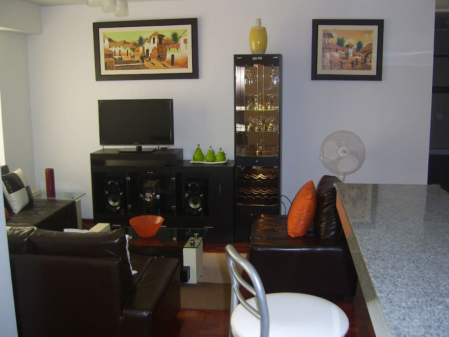 Nice flat heart of Miraflores 304
