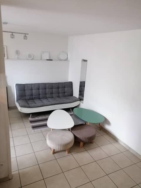 Maison 2 chambres proche de Clermont-Ferrand