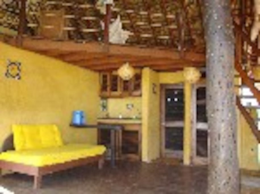 We offer you an incredible private spot for rent in the pacific coast in Mexico !