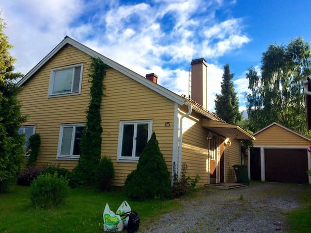Warm and charming villa ideal for 1, 2 or 3 people - Kramfors V - Дом