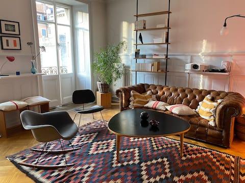 Les Appartements Design&confort 160m2 pour 4 pers.