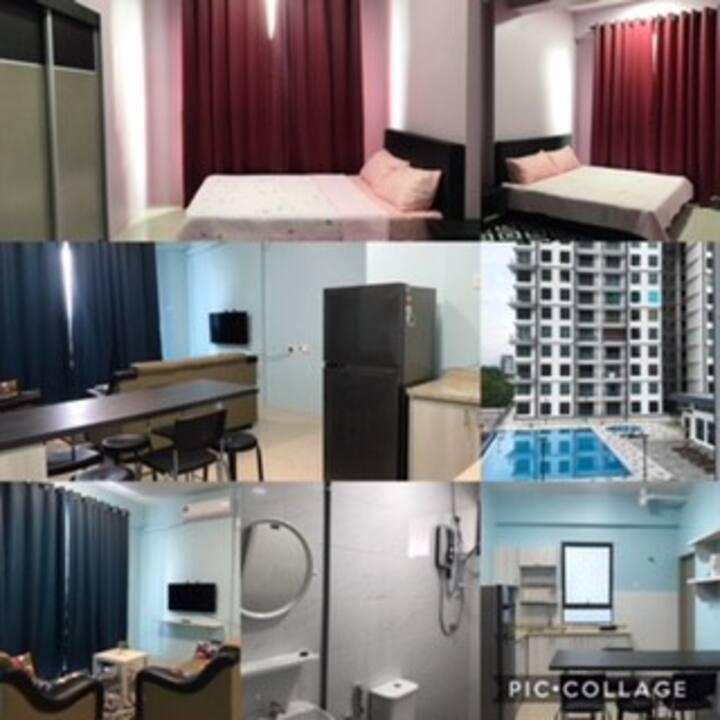 Nadeen Guesthouse @ Casa Kayangan Meru