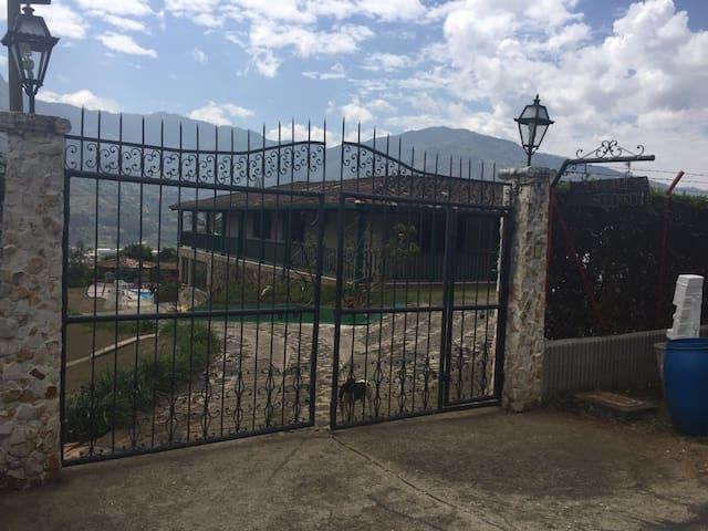 Hermosa casa finca!! - Medellín - Casa