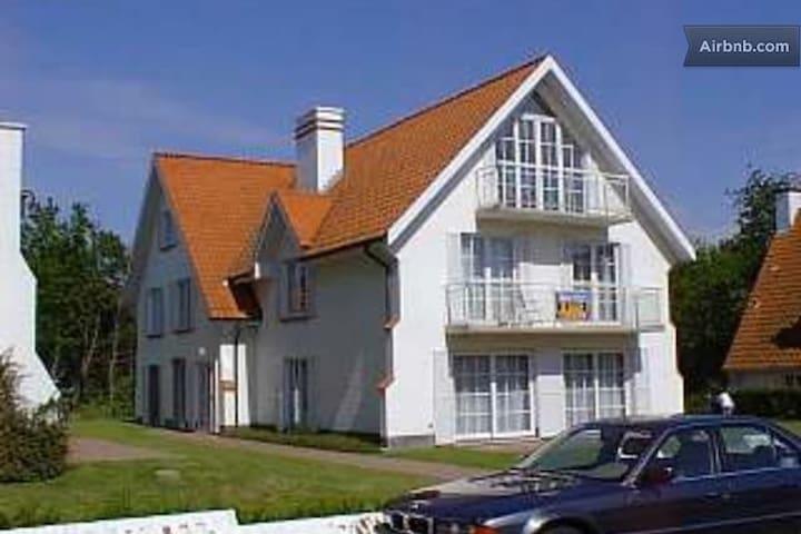 Sunny apartment - Belgian coast - De Haan - Apartment