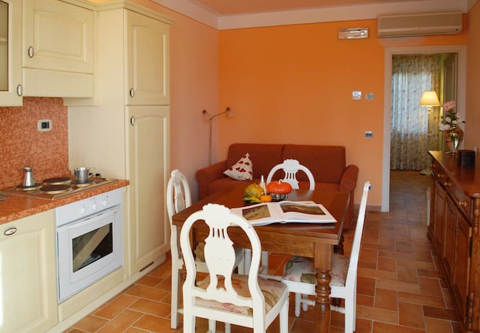 Apatment in Lucca with swimminpool - Porcari - Apartament