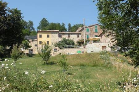 Casa Calénc in the unkown Romagna - Sogliano al Rubicone - Apartamento
