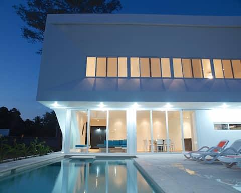 Beach House in Costa del Sol, E.S.