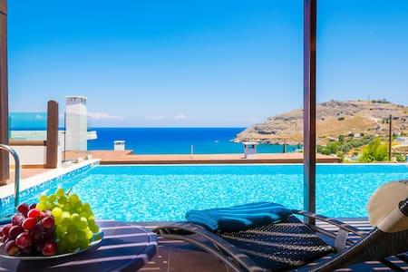 """Sea View Villa""""Ellada"""", Just 3km From Lindos! - Lindos"""