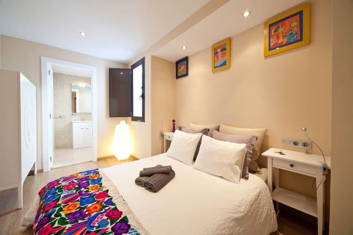 THE WAY WE LIVE ensuite - Barcelona - Inap sarapan