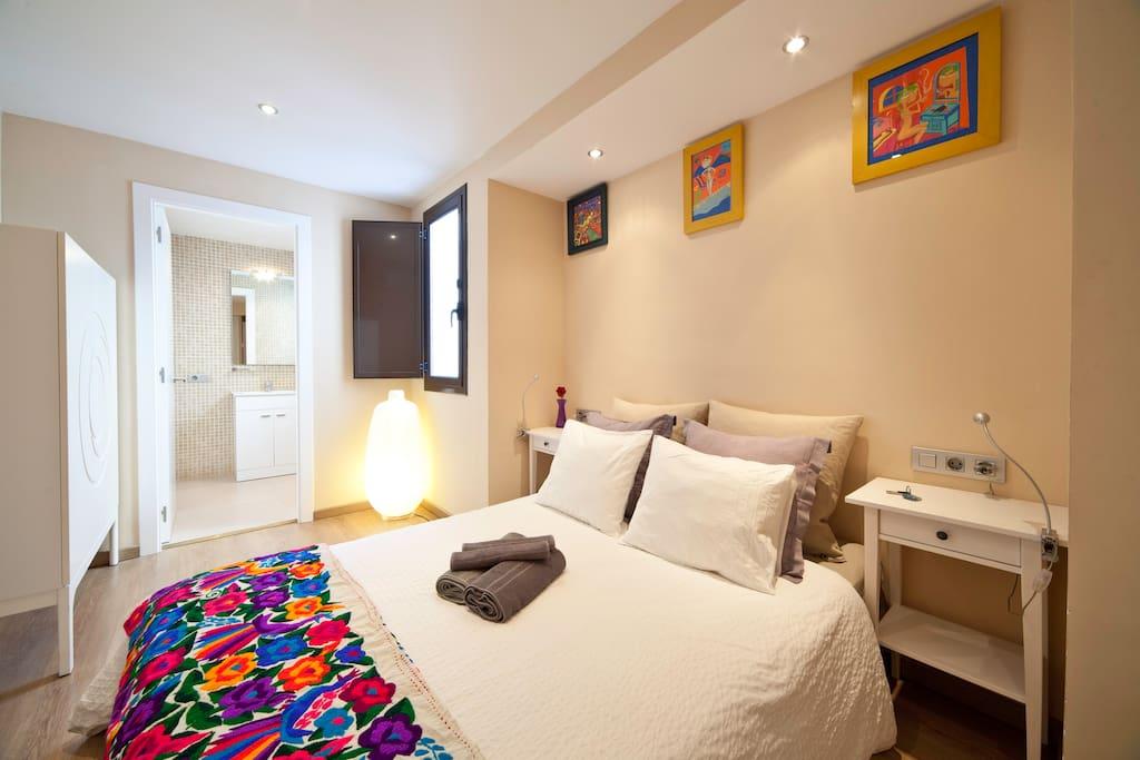 The way we live ensuite chambres d 39 h tes louer - Chambre d hote barcelone centre ...