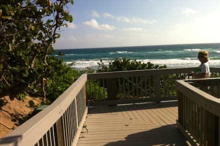 Steps to beach.  Private room. - Boca Raton