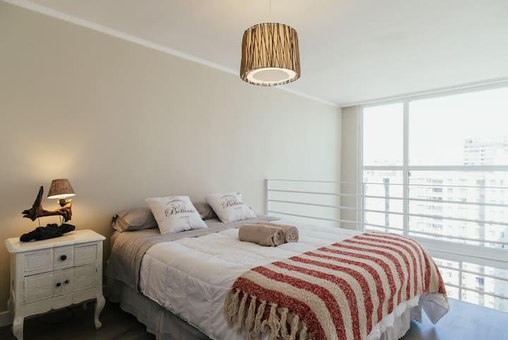 Exclusivo loft centro Santiago