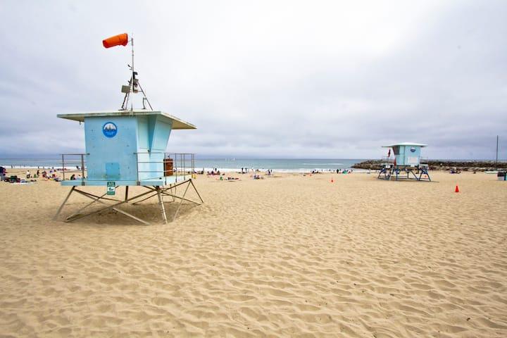 Harbor Studio Near Beach Boardwalk