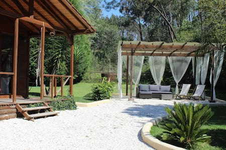 Wooden House - Vale da Silva Villas - Pet Friendly