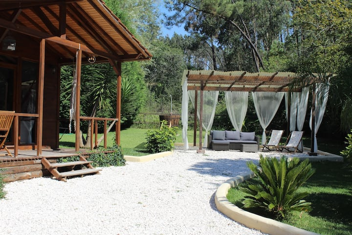 Wooden House - Vale da Silva Villas - Pet Friendly