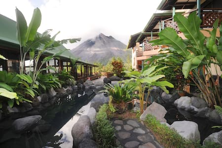 Arenal Observatory Lodge,Costa Rica - La Fortuna - Bed & Breakfast