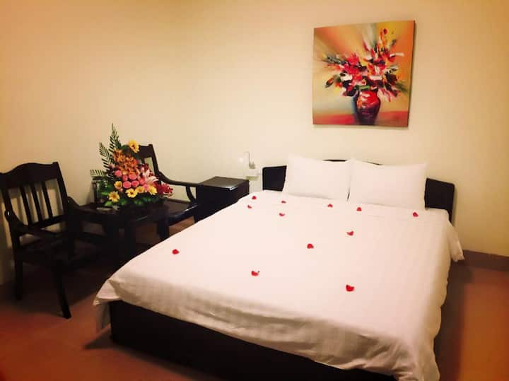 Jade Hotel- Standard room