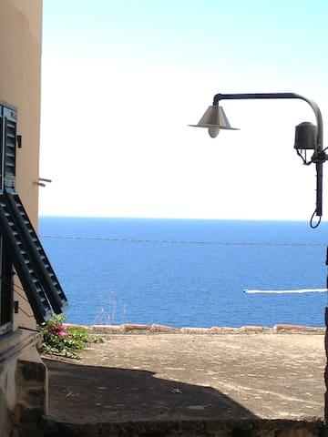 B&B Barba Paulìn in  Cinque Terre