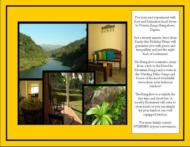 Caduceus Lodge - Kandy - Haus