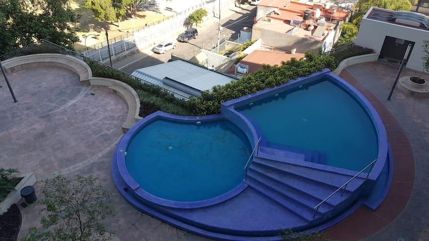 Apartamento Parque Alcalde