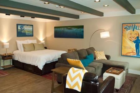 1110 Atelier - Studio in Sun Valley Village - Sun Valley