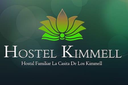 Hostel Kimmell - Las Tablas, Panama - Santo Domingo