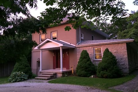Century home with lots of charm in Owen Sound