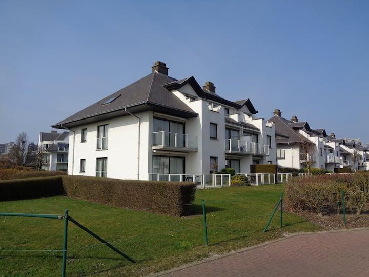 Middelkerke Appart 1 chambre rdch/B0 - piscine