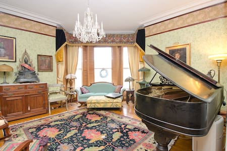 Private ,comfy,BNB,in Victorian - Providence