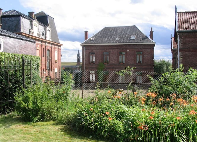 Gîte rural near Valenciennes - Neuvilly - Hus