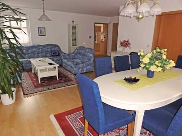 holiday home Thuringia Ehrenstein - Ohrdruf - Byt