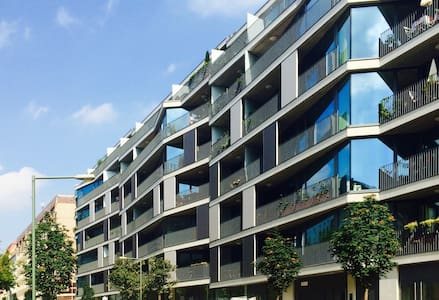 The UrbanPro. Modern & Quite - Apartamento